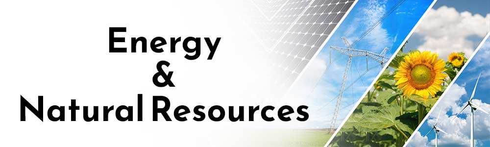 Energy & Natural Resources